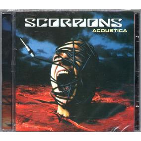 cd completo scorpions acoustica