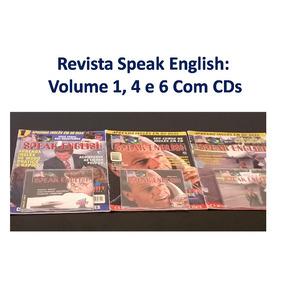 Revista Speak English Editora Escala