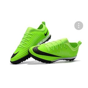 Chuteira Nike Mercurial Glide Azul laranja C  Cravo - Chuteiras para ... 58033607439c2