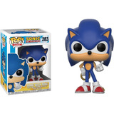 Funko Pop Games Sonic With Ring