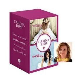 Livro Box Carina Rissi4 Livros