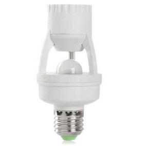 Sensor De Presença Lâmpada Soquete E27 Até 60w Timer -oferta