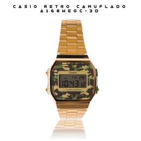 9dc5945411c Casio Retro Camuflado - Relojes en Mercado Libre Perú
