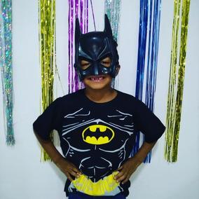Fantasia Batman Com Mascára