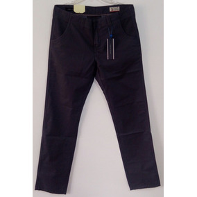Pantalón Tommy Hilfiger Original Drill Casual Lacoste