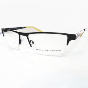 Armazon Oftalmico Porshe Design P6302 Titanium Amarillo 7f8b214726