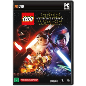 Jogo Lego Star Wars O Despertar Da Força - Pc