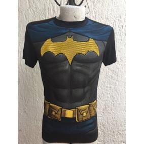 Playera Superheroe Batman Talla M