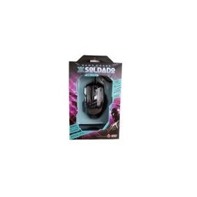 Mouse Gamer Com Fio Usb 7d Extreme Exbom De Led Gm 700