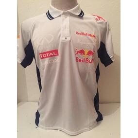 Camisa Camiseta Polo Formula 1 F1 Red Bull Corrida