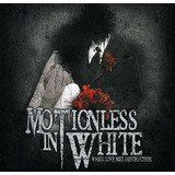 cd motionless in white infamous
