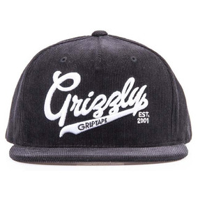 6019676f90d8f Gorra Snapback Grizzly   Diamond Supply - Stadium Script -