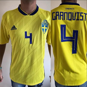 Camiseta Suecia 2018 - Camisetas en Mercado Libre Argentina 3a3bf661f4062
