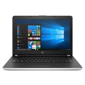 Notebook Hp 14-bs022la Plateado