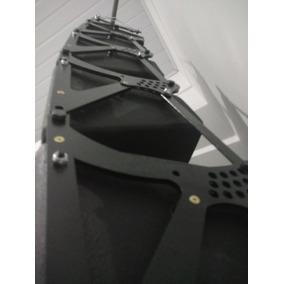 Ferragem Line Array 6 Pol P/ 4 Caixas, Paraf, Porcas, Pinos