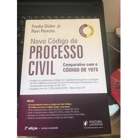 Livros Novo Código De Processo Civil