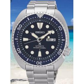 Relógio Seiko Prospex Turtle Srp773 Novo! Zero Na Caixa!