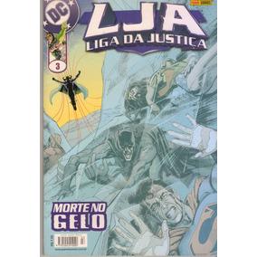 Lja - Liga Da Justiça Nº 3 - Fevereiro 2003 - Editora Panini