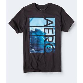 Camisa Camiseta Aéropostale Original Abercrombie Hollister