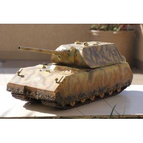 Modelo Escala 1:35 Tanque Segunda Guerra Pzkpfw Viii Maus