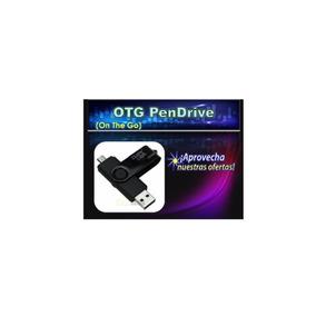 Pendrive 32gb Otg Compatible Con Directv