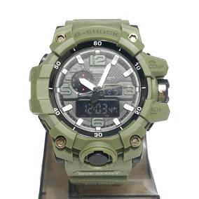 6a594d4c7bf Casio G Shock Verde Militar - Relógio Casio Masculino no Mercado ...