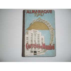 Almanaque Correio Da Manha 1947. Ler Anuncio.