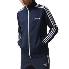 Campera adidas Originals Moda Bb Tracktop Hombre Mn/bl