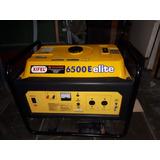 Grupo Electrogeno Gamma 6500 Elite Nuevo.impecable!!!!
