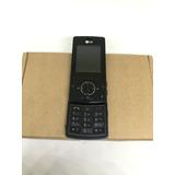 Lg Km500 - Desbloqueado, 2,0 Mp, Bluetooth, Fm - Usado