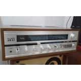 Receiver Amplificador Akai Aa-8000 Japones De 80 Watts P/can