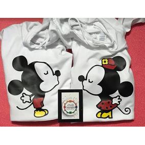 Sudadera Pareja Mickey & Minnie