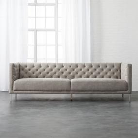 Sofa Botonê 3 Lugares S.e Design.