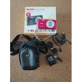 Camara Kodak De 8.0 Mega Pixels Usada