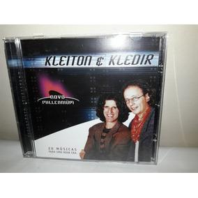 Cd Kleiton & Kledir Novo Millennium 2005 Ne