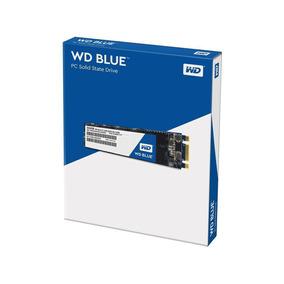 Hd Ssd Western Digital M.2 Sata Iii 1tb Blue (wds100t2b0b)