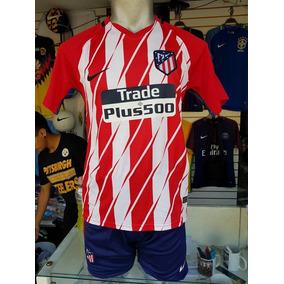 57f805e72e062 Uniformes De Futbol Economicos Completos Atletico Madrid Fra