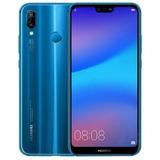 Celular Huawei P20 Lite Lx3 - 32gb - Dual-sim - Azul