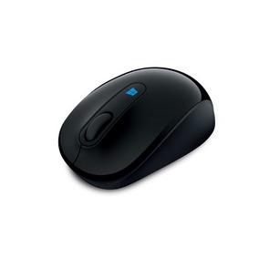 Mouse Bluetrack Microsoft Inalambrico Sculpt Negro 43u-00001