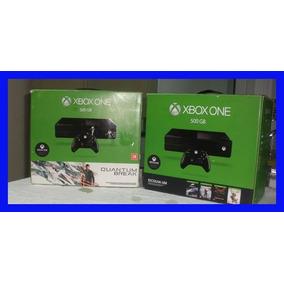 Xbox One 500gb Console Completo Live Garantia Xone