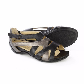0a9594ee94c Zapato Calzado Sandalia Huarache Dama 8624 Negro Onena