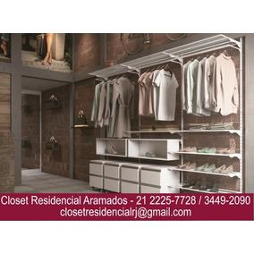 Closet   Closet Residencial   Aramados   Closet Aramados 65cfcc3a37953