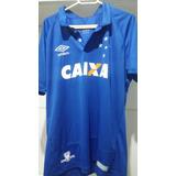Camisa Do Cruzeiro Original Umbro Numero 10 Tam Xl Perfeita 830c0c469b059