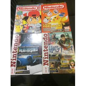 Nintendo Pokémon - Revistas (frete Grátis)