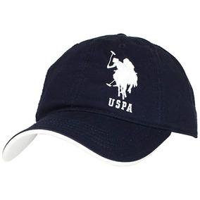 U.s. Polo Assn. Hombres Grandes Sólidos Del Caballo - Gorra 3665e76fb2d34