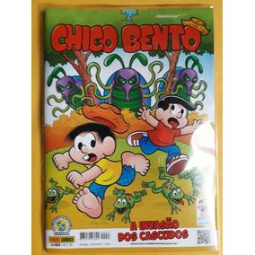 Revista Chico Bento N°33 - A Invasao Dos Cascudos