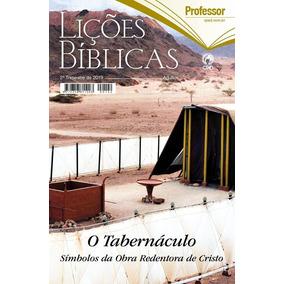 Revista Lições Bíblicas Cpad 2º Tr. De 2019 Aluno