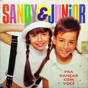 Sandy E Junior Lp 1994 Pra Dançar Com Você