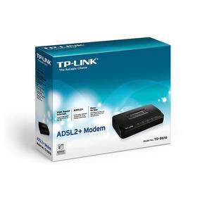 Modem Tp-link Td 8616 Internet Banda Ancha Adsl2+c