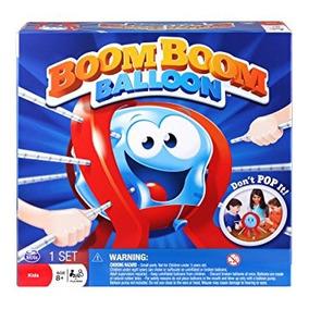Juego Boom Boom Balloon Juegos De Mesa En Mercado Libre Argentina